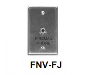FIRE PHONE JACK S.G. PLATE