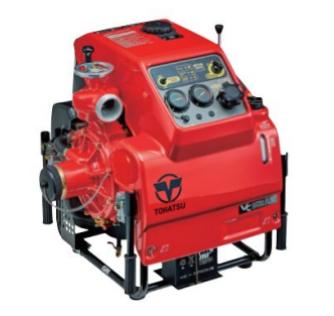 Thông tin máy bơm chữa cháy Tohatsu VC52AS